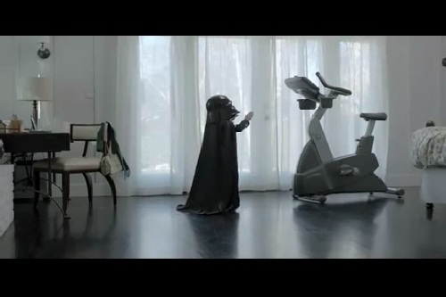 Реклама нового пассата (The force commercial)